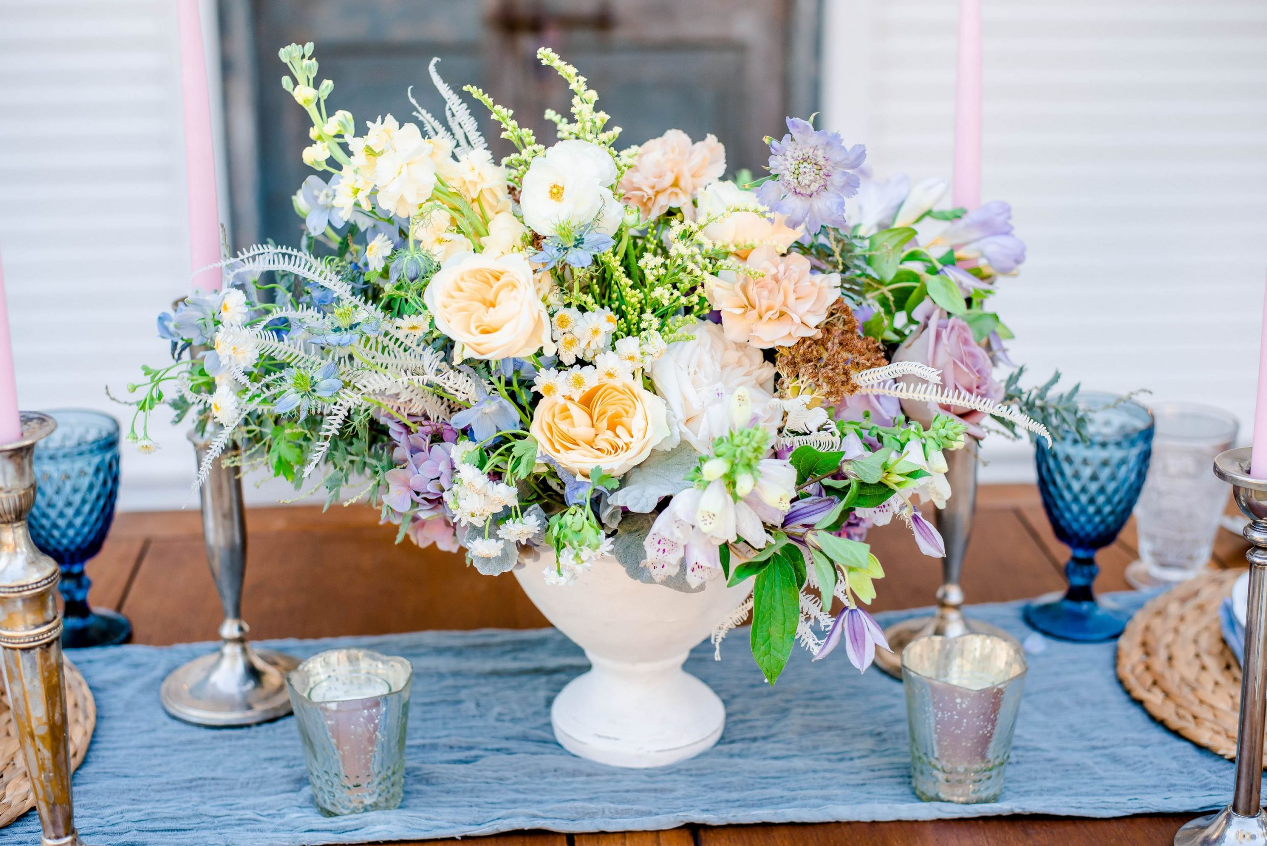 The Vintage Bouquet