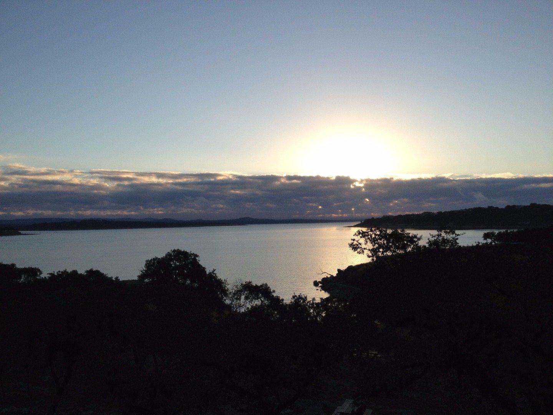 Canyon Lakeview Resort sunset
