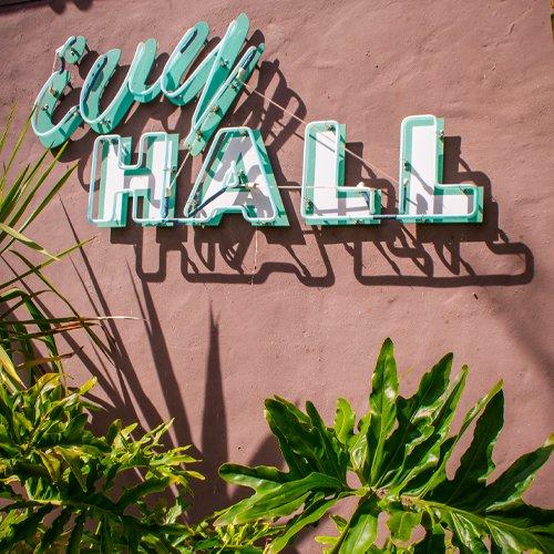 Ivy Hall Reveals