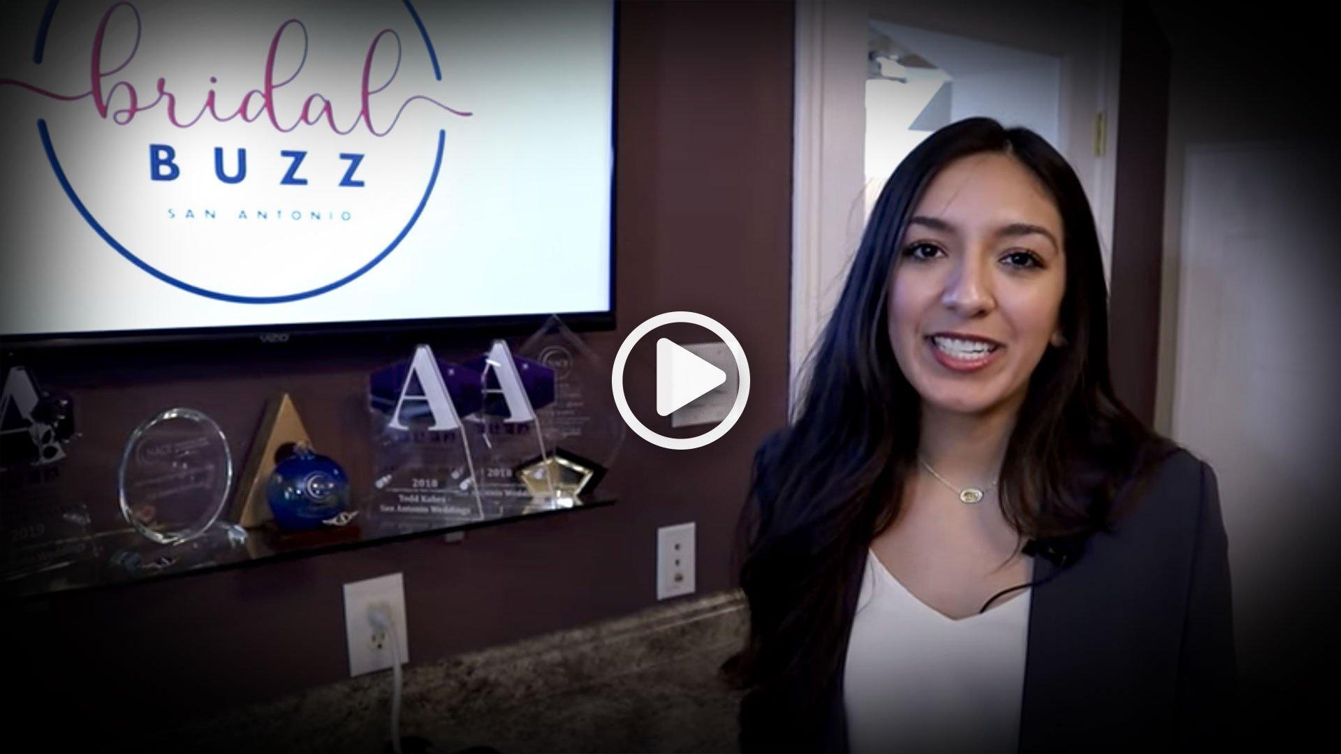 Erika Perez - Bridal Buzz Podcast - San Antonio Weddings