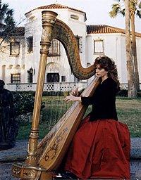 Nelda Etheredge Harpist-BridalBuzz-San Antonio Weddings