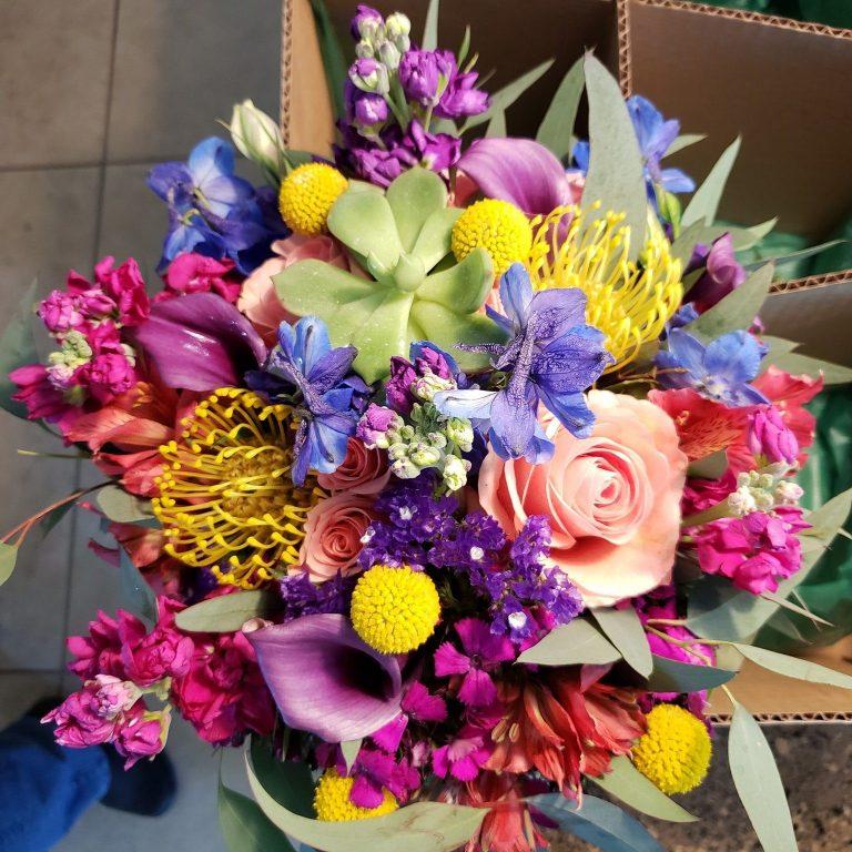 Oakleaf Florist - Bridal Buzz - San Antonio Weddings
