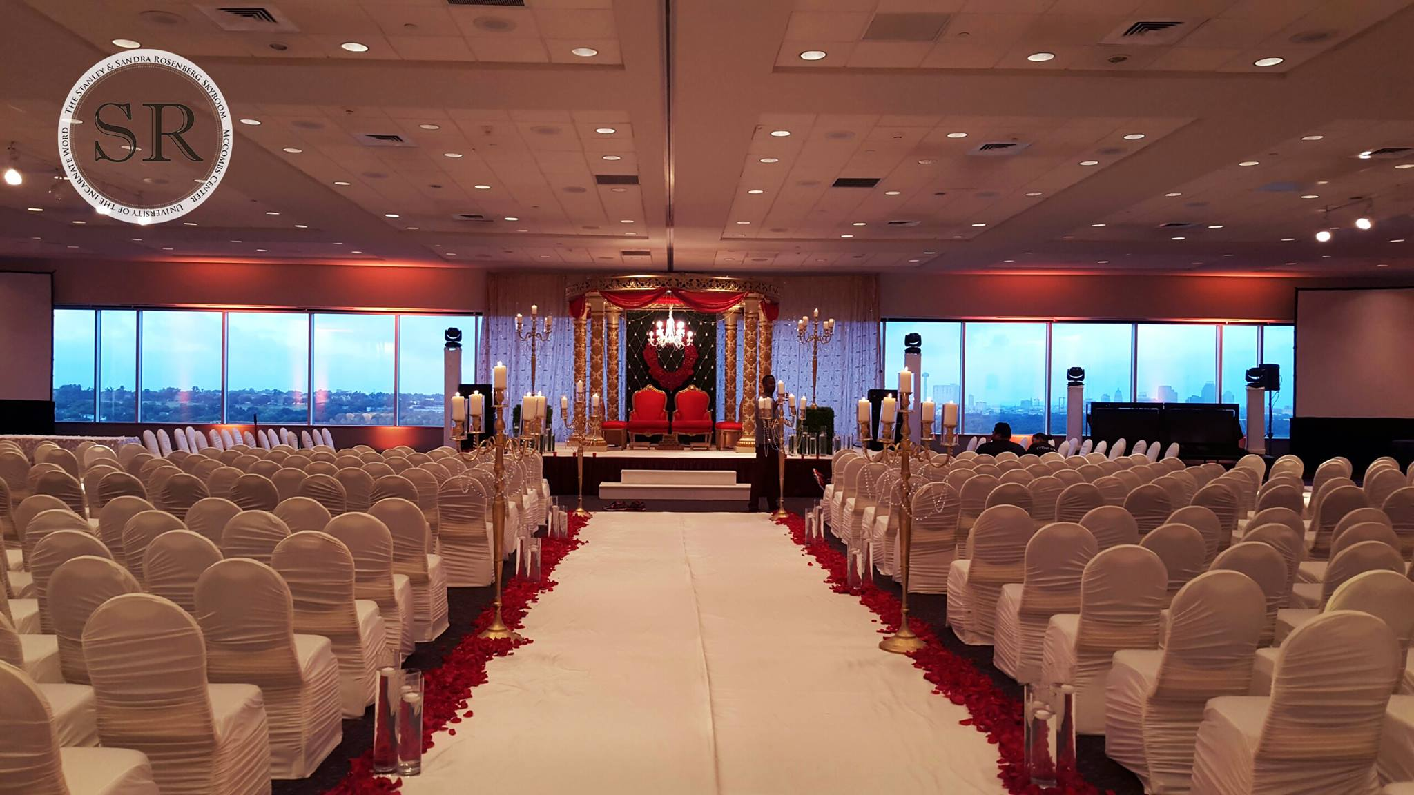 Rosenberg Skyroom -BridalBuzz-San Antonio Weddings
