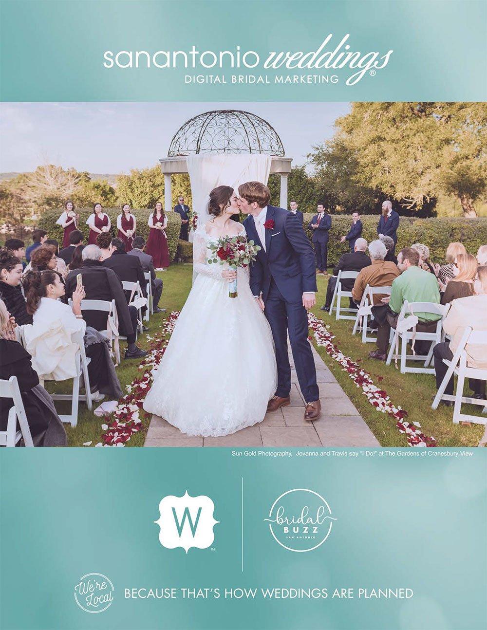 San Antonio Weddings Digital Media Kit