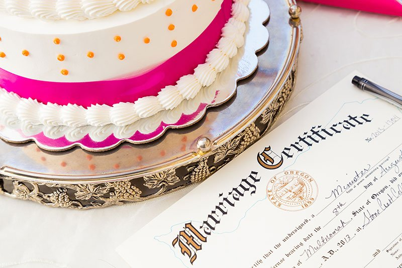 San Antonio Weddings - Marriage License Details