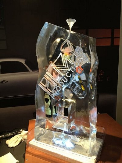 Signature Ice Sculptures-BridalBuzz-San Antonio Weddings