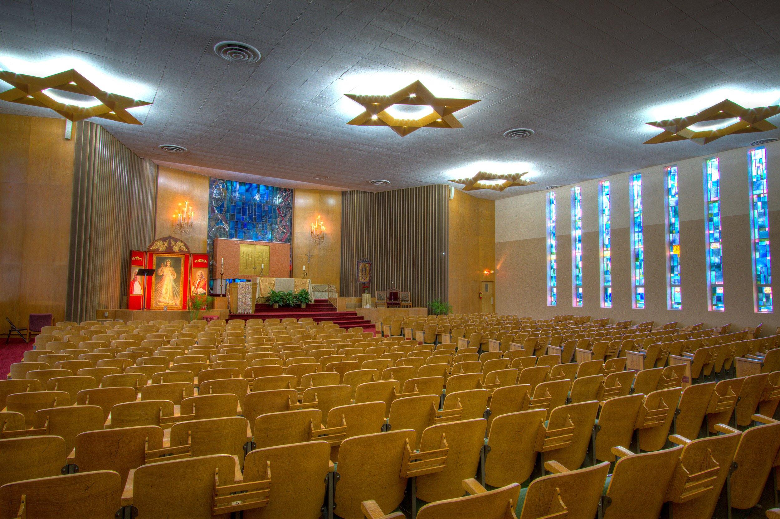 St.Paul's Community Center - SanAntonioWeddings.com -BridalBuzz