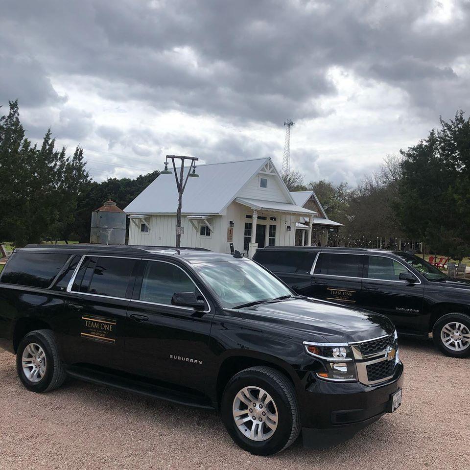 Team One Luxury Charters - BridalBuzz - San Antonio Weddings