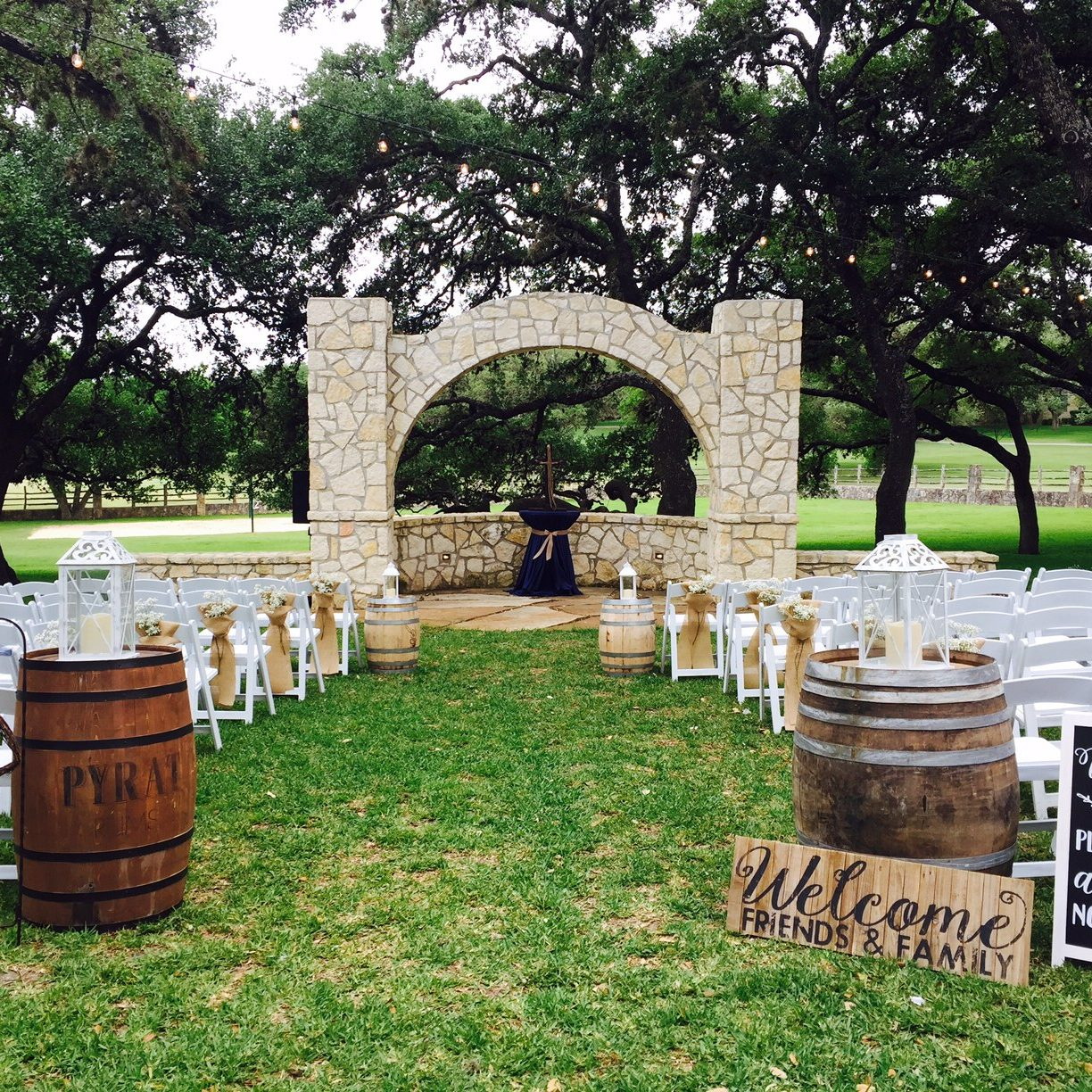 Fair Oaks Ranch Golf and Country Club- the alter