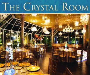 The Crystal Room - San Antonio Weddings receptions