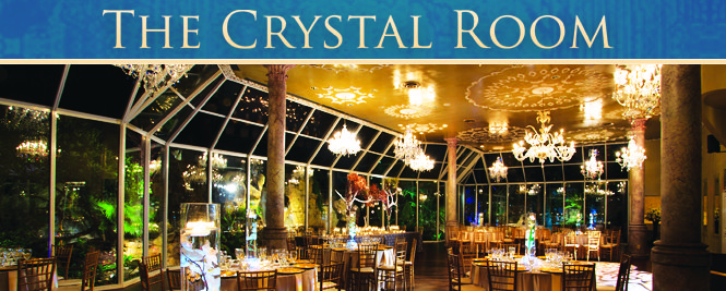 The Crystal Room - San Antonio Weddings receptions