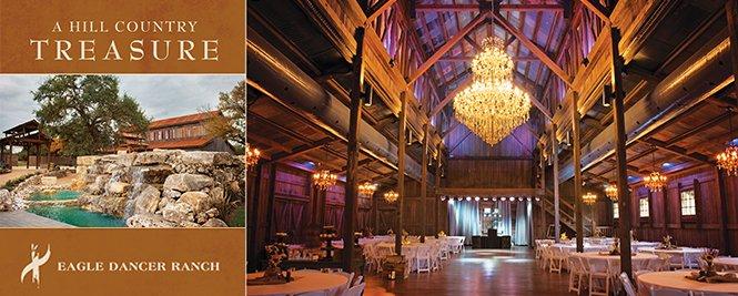 Eagle Dancer Ranch - San Antonio Weddings & Receptions