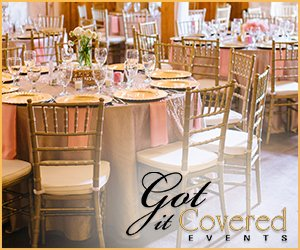 Got It Covered Events - San Antonio Weddings Catering & Linens