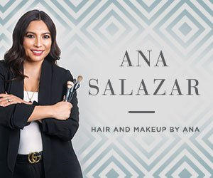 Hair and Makeup by Ana Salazar - San Antonio Weddings