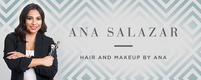 Hair and Makeup by Ana Salazar - San Antonio Weddings - Beauty