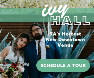 Ivy HallHilton Palacio del Rio - San Antonio Weddings & Receptions