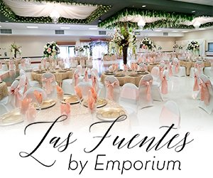 Las Fuentes by Emporium - A Banquet Hall for Special Events and Weddings In San Antonio Texas