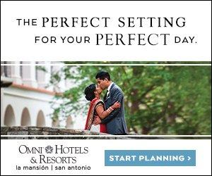 Omni Lamansion - San Antonio Weddings & Receptions