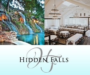 Hidden Falls - San Antonio Weddings & Receptions - Remis Ridge - Hayes Hollow