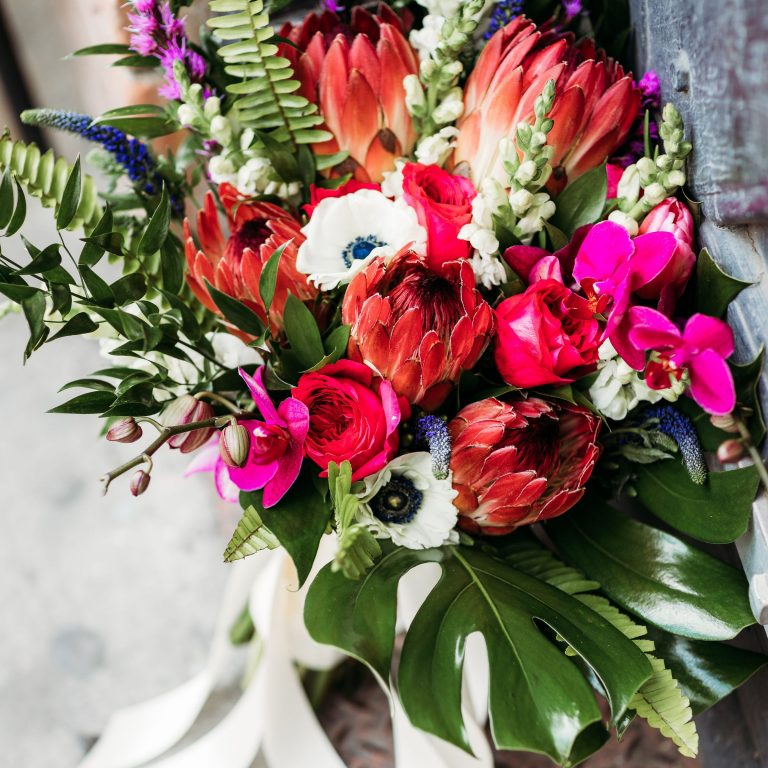 Blooms by HEB- a bouquet