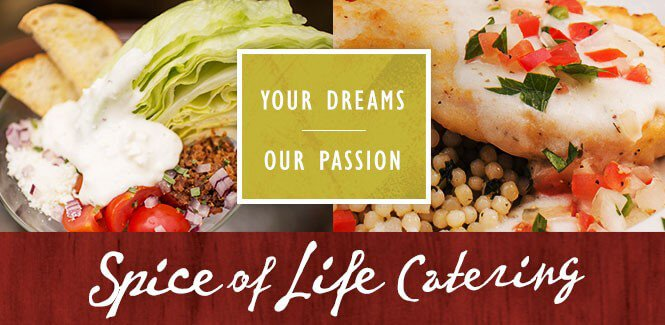 Spice of Life Catering - San Antonio Weddings Caterers
