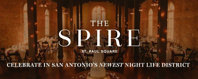 The Spire - San Antonio Weddings & Receptions