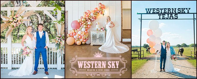 Western SkyRiver Terrance - San Antonio Weddings & Receptions