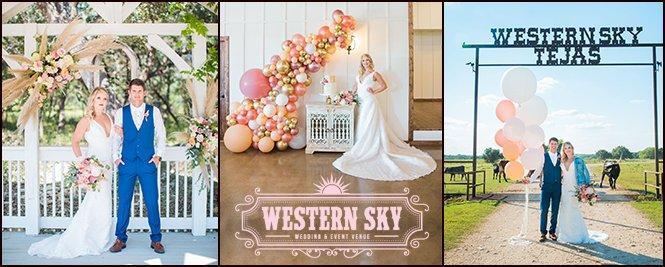 Western SkyRiver Terrance - San Antonio Weddings & Receptions