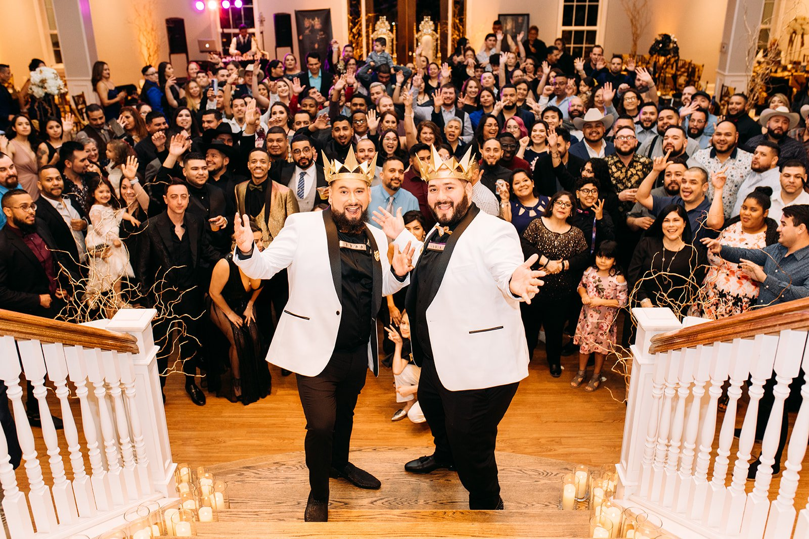 CJ &Tony - SanAntonioWeddings.com - BridalBuzz