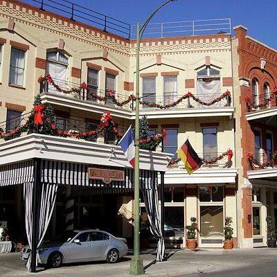 The Fairmount Hotel-
