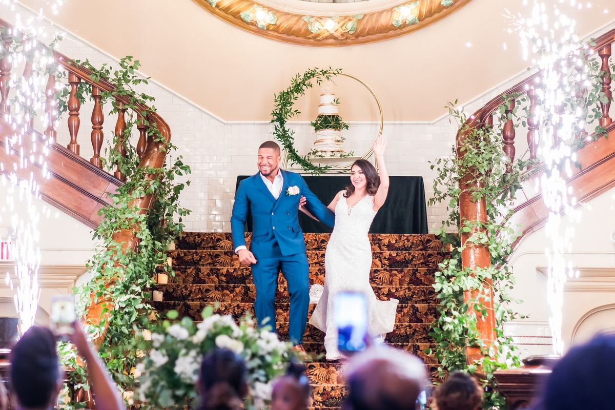 Gaines Entertainment Wedding Story