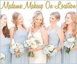 Madame Make-Up On Location - San Antonio Weddings