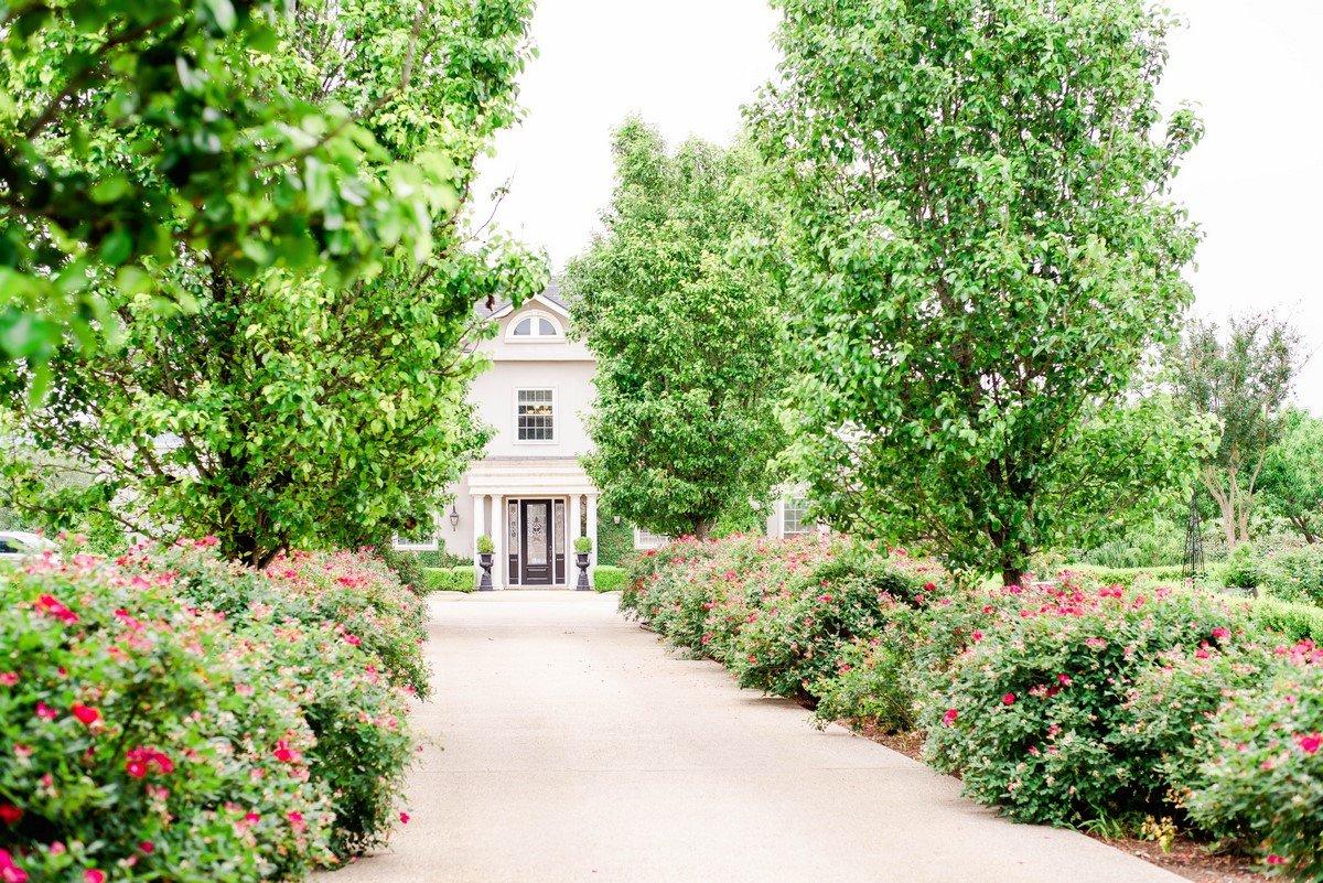 Gardens of Cranesbury View