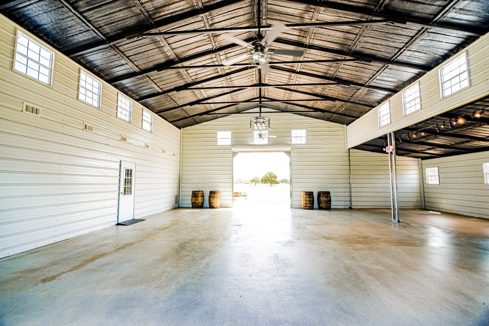 Circle J Ranch- the grand barn