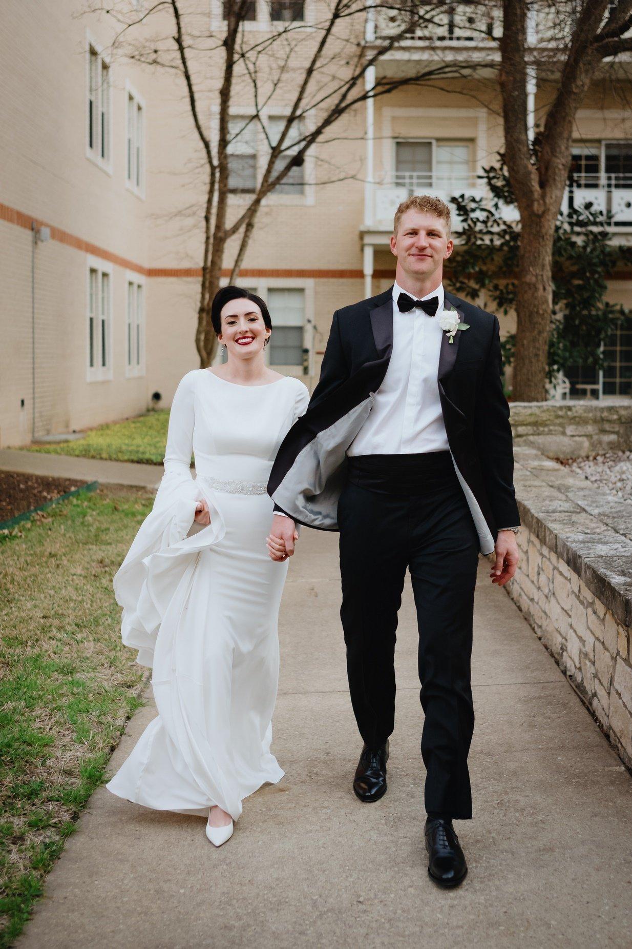 Rosenberg Skyroom Wedding Story