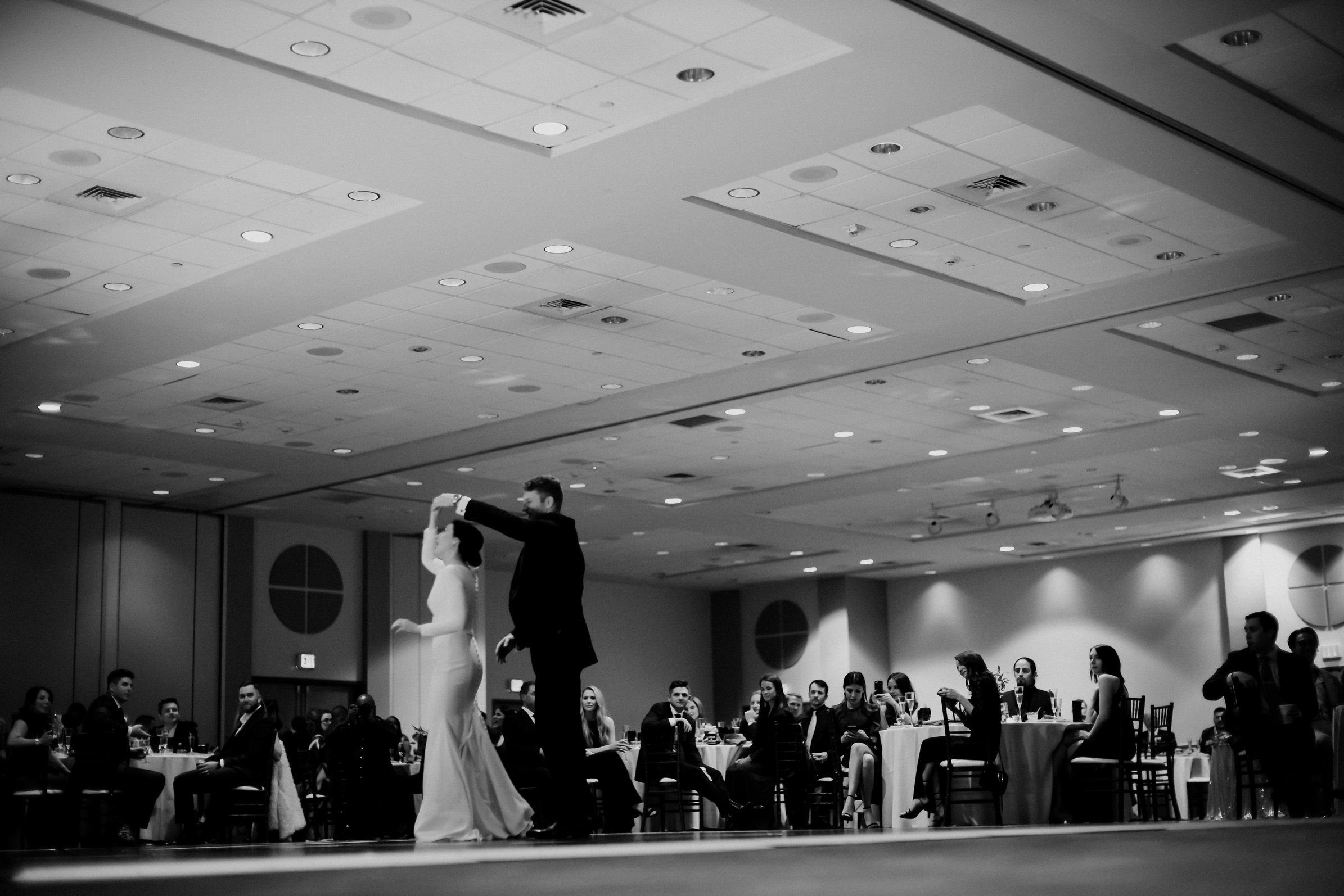 Rosenberg Skyroom Wedding Story