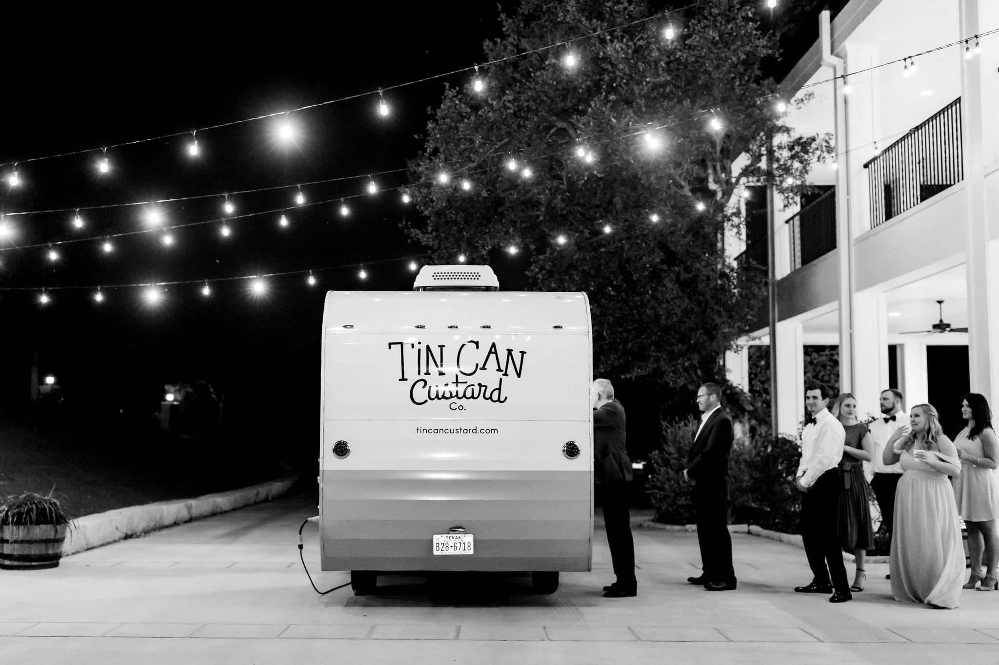 Tin Can Custard