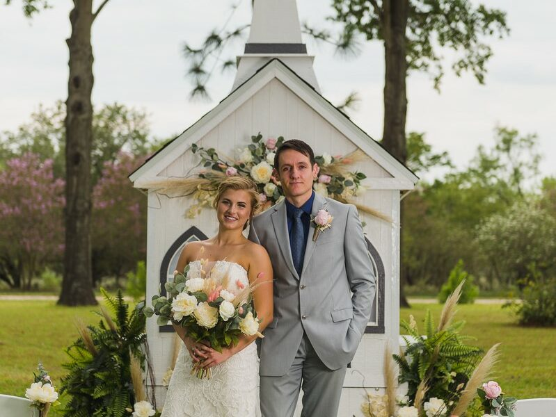 Styled Photoshoot - Weddings In the Pines - San Antonio Weddings