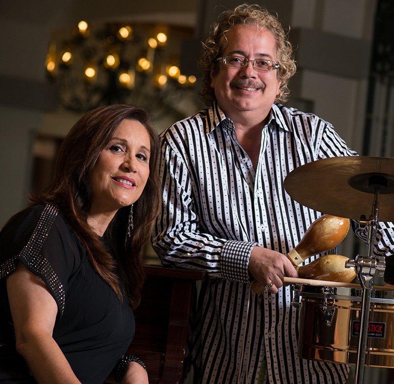 Henry Brun & Judi Deleon