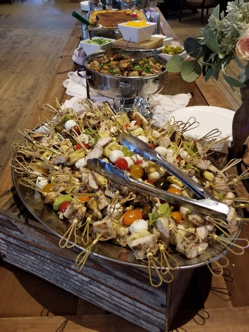 The Perfect Wedding Caterer - Riverside Catering