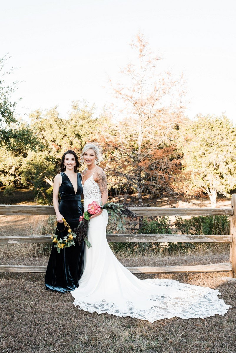 Texas Chic Styled Shoot