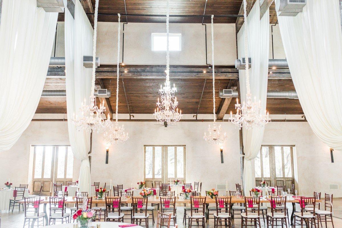 wedding reception dinner table inspiration