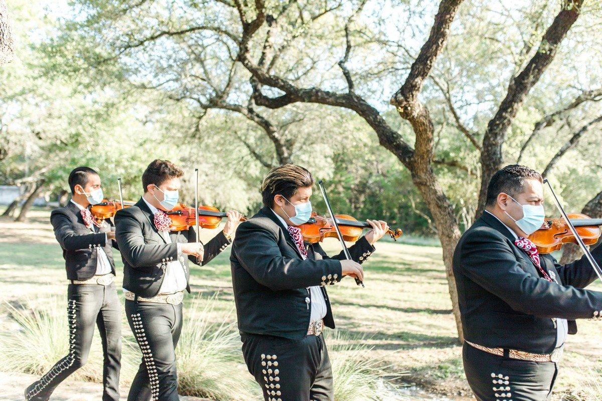 mariachi band lost missions san antonio wedding