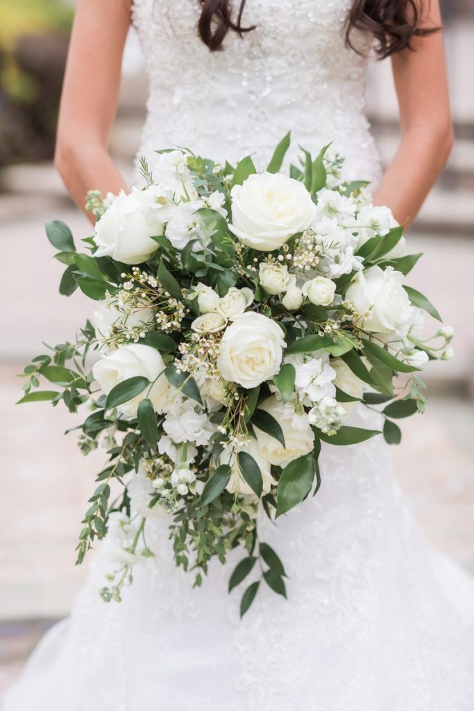 San Antonio wedding floral design