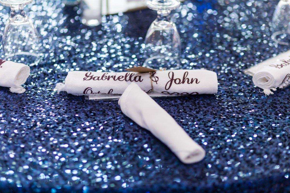 12th man custom wedding towels aggie wedding