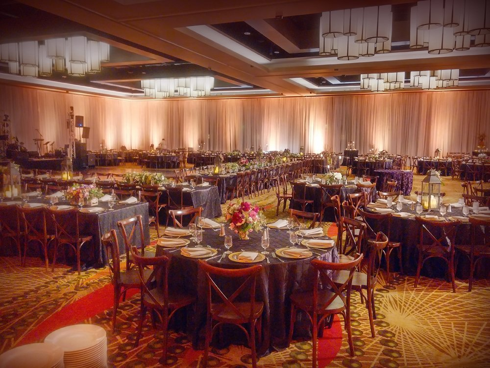 Hyatt Regency Hill Country Ballroom