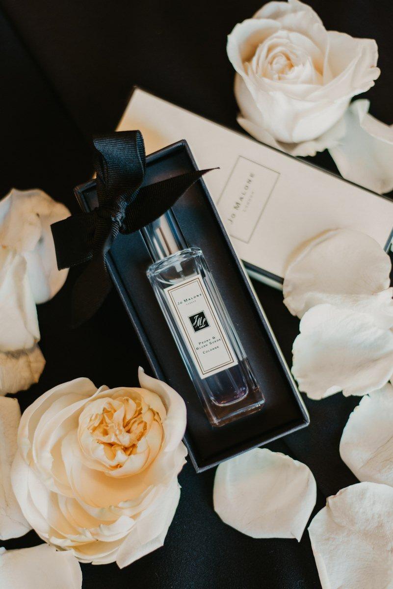 wedding day perfume San Antonio weddings