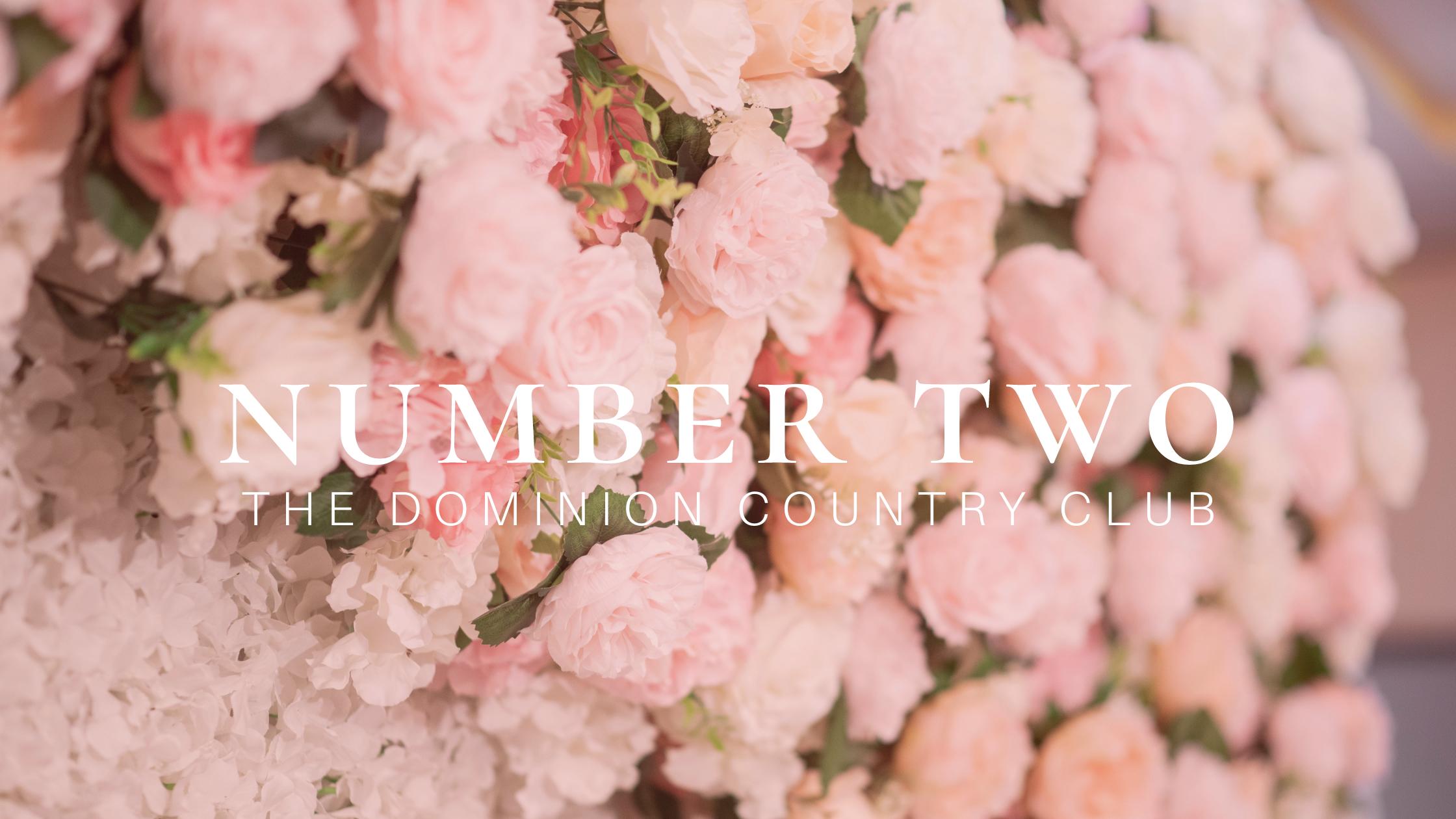 4 amazing golf & country club wedding venues in San Antonio, Texas