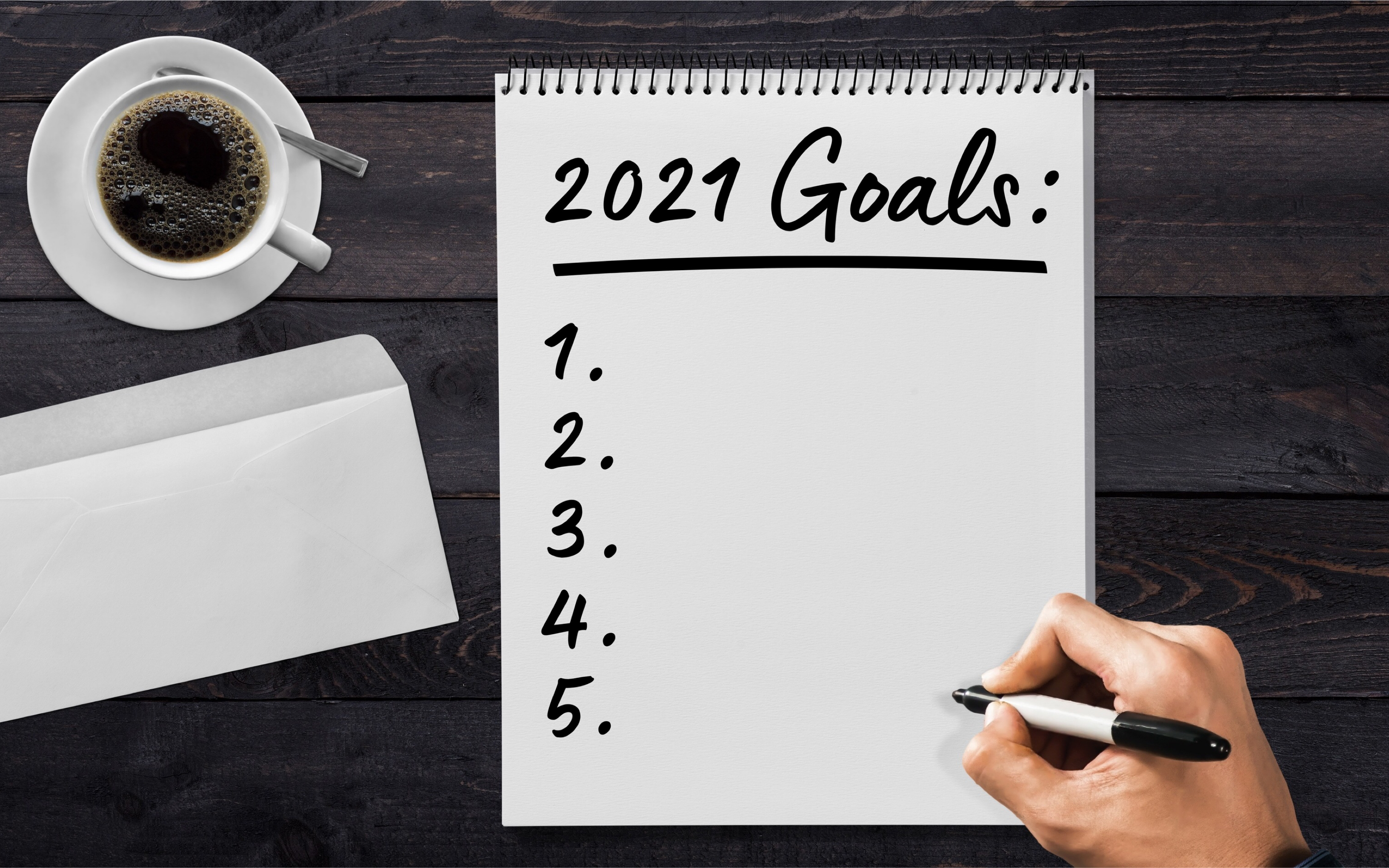 2021 goal setting strategy