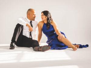 Lorena & Marco's San Antonio engagement.